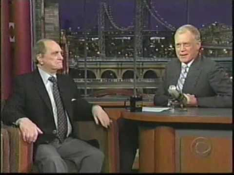 Bob Newhart on The Late Show with David Letterman  (2004)