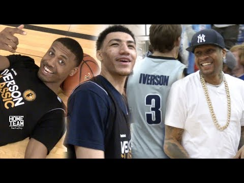 Allen Iverson Classic: ALL ACCESS Episode - SHAREEF, JQ, Mac McClung, Kevin Porter, Nassir Little