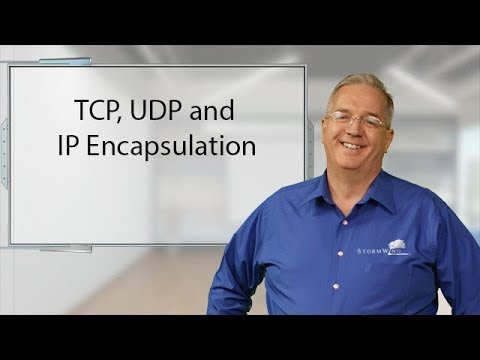 TCP, UDP and IP Encapsulation