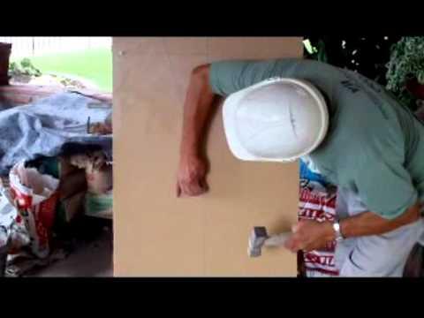 cimbra - Cómo hacer una cimbra extensible para construir revoltones Vídeo nº 55 Actualizado con 8439 Visualizaciones.
