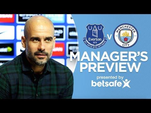 Video: KOMPANY RETURNS! | Everton v Man City | Guardiola Press Conference