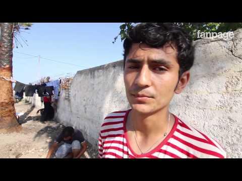 """a kos rifugiati senza acqua e cibo, l'unhcr: """"è emergenza umanitaria"""""""