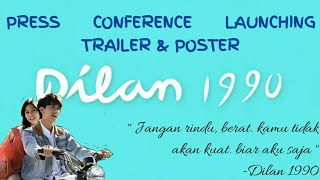 Nonton Press Conference   Launching Trailer Dilan 1990 Film Subtitle Indonesia Streaming Movie Download