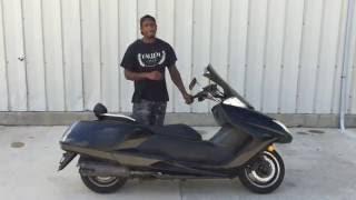 9. 2006 Yamaha Morphous CP 250 (blk) 1574 Fallen Cycles