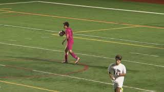 Full game - boys soccer: East Lyme 1, Waterford 0