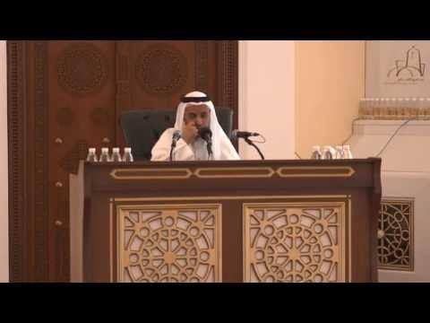 درس العصر ليوم 7 رمضان 1434 هـ