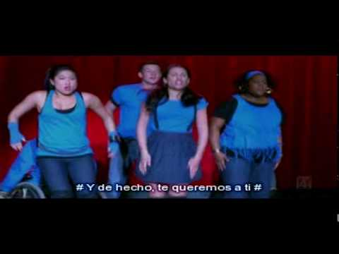 Glee S01E02 b Subtitulado (видео)