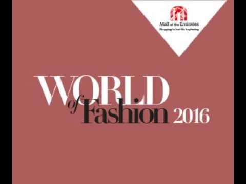 Autumn/Winter Fashion Mall of Emirates