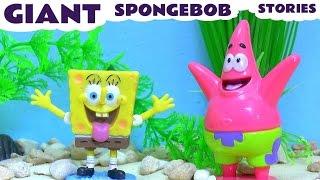Giant Spongebob Stories
