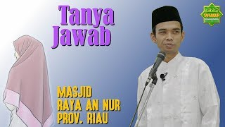 Video Tanya Jawab (Masjid An Nur, 2.6.2018) - Ustadz Abdul Somad, Lc., MA MP3, 3GP, MP4, WEBM, AVI, FLV Januari 2019