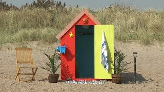 This Beach Hut has a HIDDEN SECRET by Colin Furze