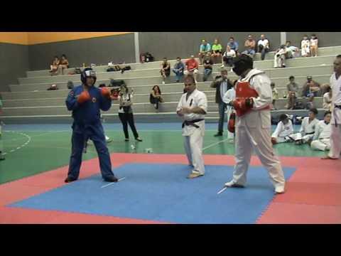 UNION VOVINAM ESPAÑA - Vovinam vs. Taekwondo juvenil