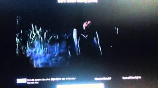 Dark Moon Rising movie opening scene