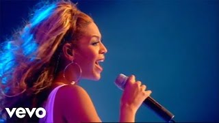 Beyonce performs 'Naughty Girl' live on CD:UK.