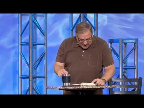 Learning My True Identity In Christ with Rick Warren
