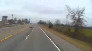 Gassville (AR) United States  City new picture : Gassville, Arkansas to Cotter, Arkansas