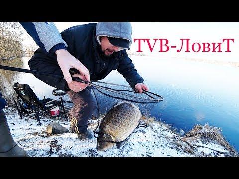 рыбалка на карася на фидер осенью
