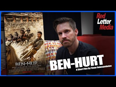 """Ben-Hurt"" (A review/parody of the new Ben-Hur remake from RedLetterMedia)"