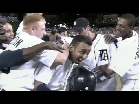 Video: Tigers roar back for walk-off win vs. Yanks