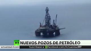 Descubren importantes yacimientos de petróleo en el Golfo de México