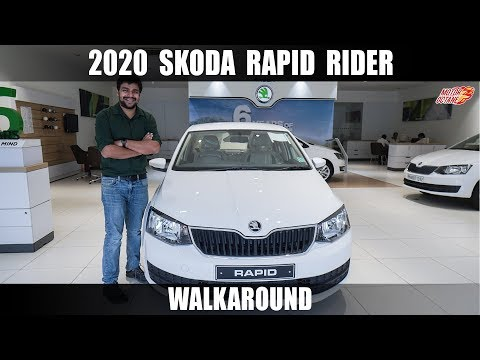 2020 Skoda Rapid Rider Walkaround - PUBLIC DEMAND VIDEO