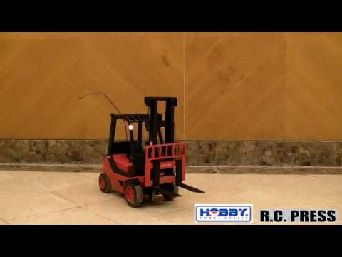 Hobby Engine Fork Lift