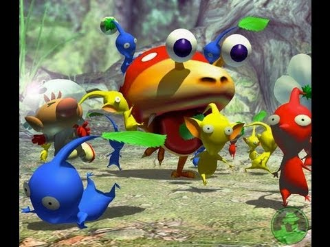 preview-Pikmin Game Review (Gc)