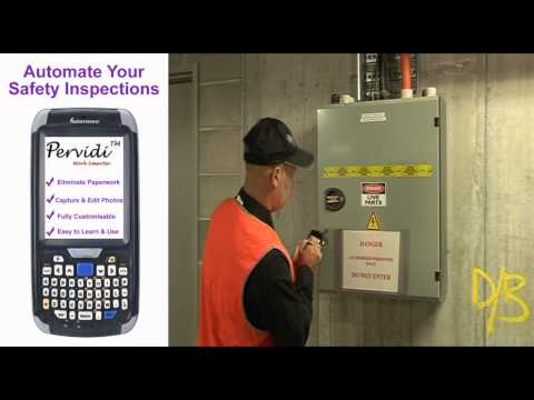 Pervidi Safety Inspection Software