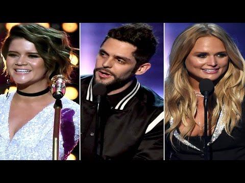 ACM Awards 2017 Full Winners List- Miranda Lambert And More