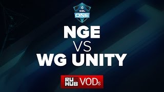 WGU vs NGE, game 1