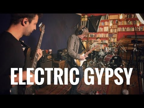 Electric Gypsy – Andy Timmons & Martin Miller Session Band (Live in Studio)