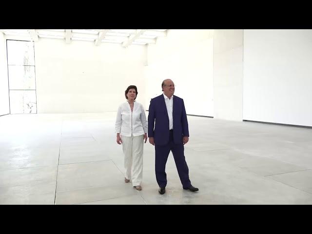 Inauguran Museo Juan Soriano