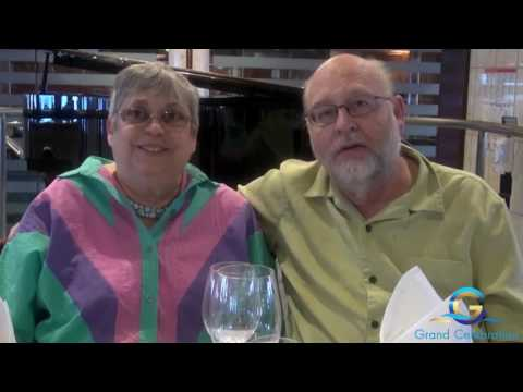 Monty and Wendy Grand Celebration Cruise Testimonial