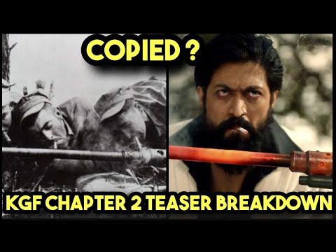 KGF Chapter 2 Teaser Breakdown