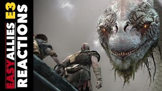 Nonton God Of War   Easy Allies Reactions   E3 2017 Film Subtitle Indonesia Streaming Movie Download