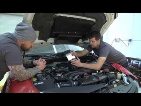 COBB Subaru WRX 08-14 SS 3″ Downpipe Install Video