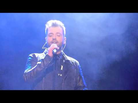 YOU RAISE ME UP || Markus Feehily - Olympia Theatre 8/3/15
