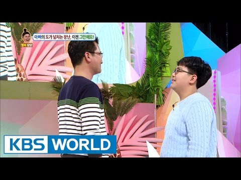 Video My dad turns into a devil when drunk [Hello Counselor / 2017.01.23] download in MP3, 3GP, MP4, WEBM, AVI, FLV January 2017