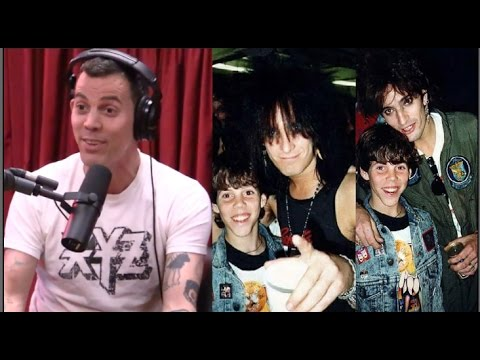 Steve-O Tells His Mötley Crüe Story - The Joe Rogan Experience
