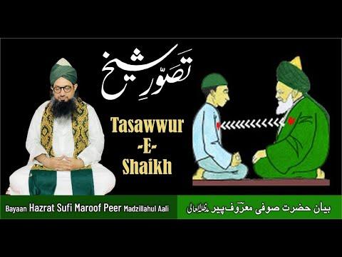 TASAWWUR-E-SHAIKH