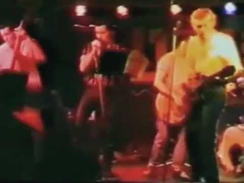 HOT BOPPERS - Boppin' The Blues (Carl Perkins)  @ Life Club Munderkingen 1991