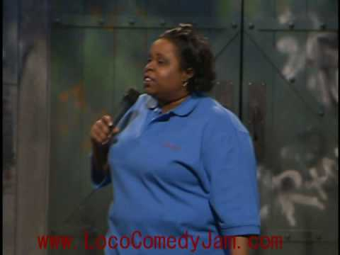 Dominique...Hates her job and her boss! Latino Comedy