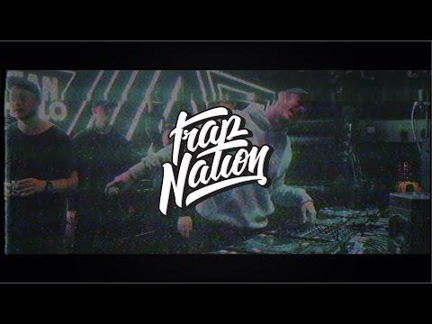 DROELOE & San Holo - Lines of the Broken (ft. CUT_) [Official Lyric Video]