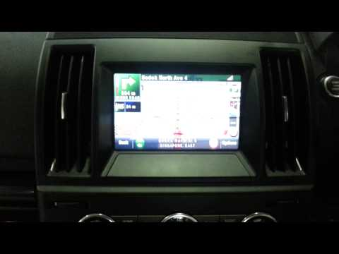 LAND ROVER FREE LANDER 2 Video Interface