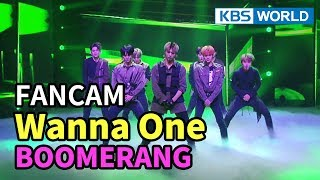 [FOCUSED] Wanna One - Boomerang [Music Bank / 2018.04.06]