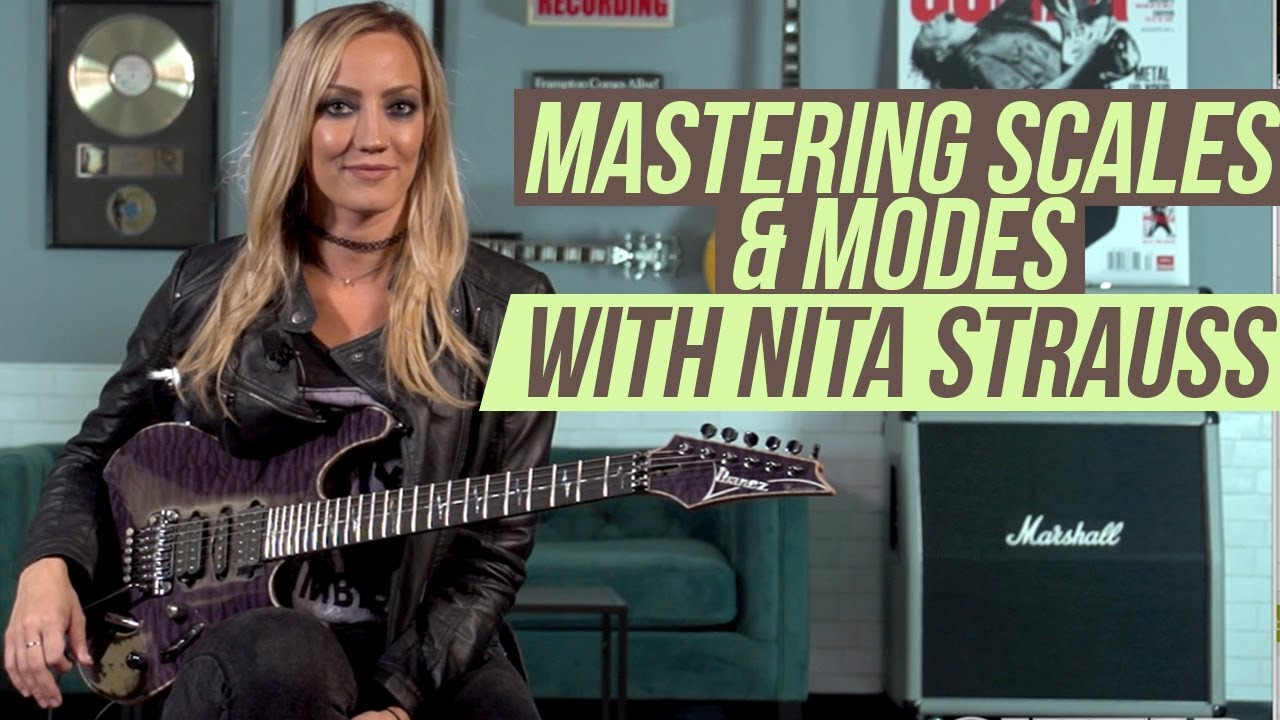 Nita Struss Lesson – Mastering Scales & Modes with Three-Notes-Per-String