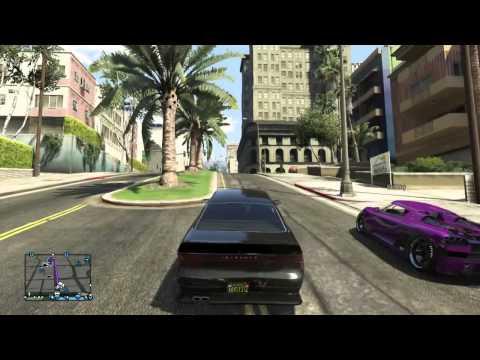 Играем в GTA Online #12 - Грабёж. Наглёж.