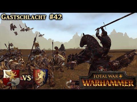 Materialschlacht - Gastschlacht #42 - von Alienhunter - Total War Warhammer