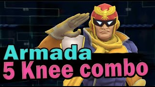 The Legend of the 6th Knee Starring Armada