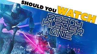 Video Should You Watch READY PLAYER ONE? - Movie Review MP3, 3GP, MP4, WEBM, AVI, FLV Maret 2018